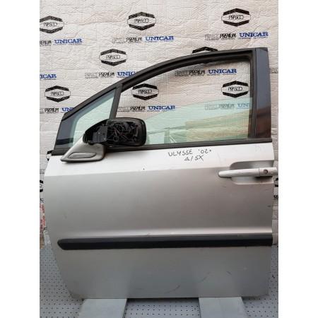 PORTA ANT SX FIAT ULISSE 2002 IN POI- ANTERIORE SINISTRO (USATO)